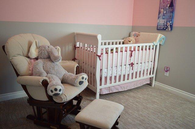 Choisir couleur chambre enfants