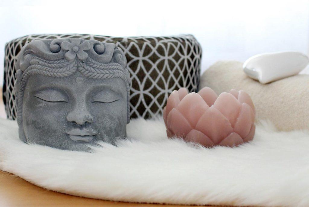 Quelle couleur pour un salon zen?