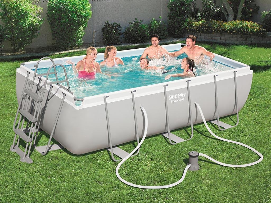 Comment nettoyer le fond d'une piscine tubulaire ?