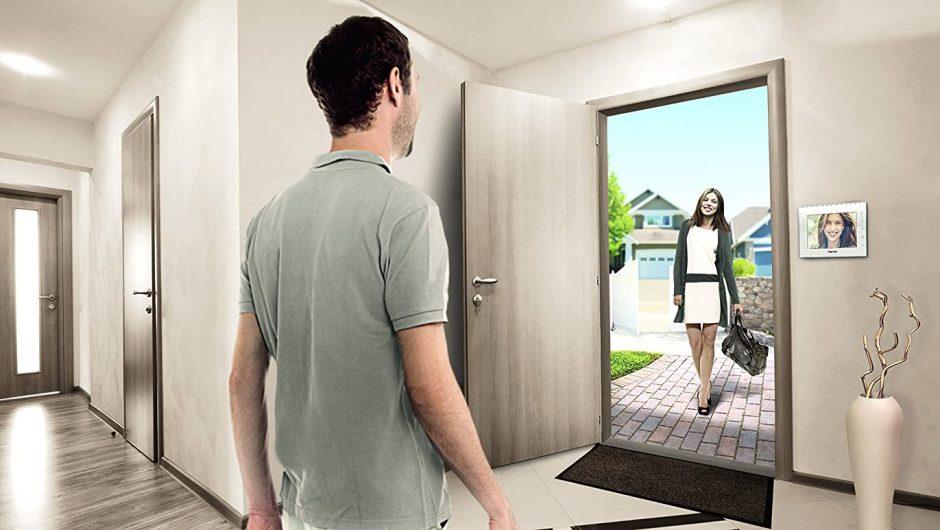 Interphone vidéo: la sécurité pour votre maison