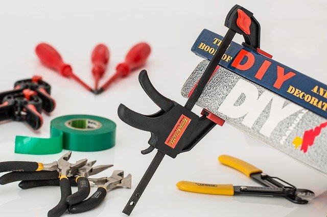 Bricolage à la maison : quelques outils indispensables