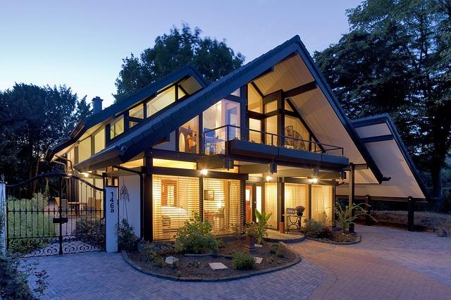 Maisons modernes en bois : 5 idées innovantes